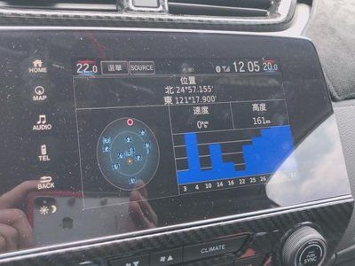 【桃園 國瑞】HONDA CRV5 GPS感應式強波天線 GPS 訊號穩定