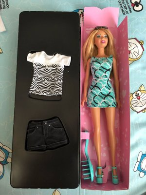 Barbie Doll Tee Set (No Tee including) 珍藏絕版品