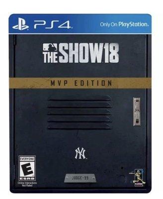 MLB The Show 18 MVP Edition 預購中 美版 Ichiro重回西雅圖