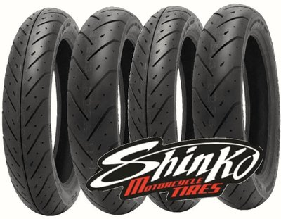 (輪胎王)日本SHINKO SR563 100/90-14 14吋後胎ADDRESS 110