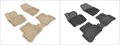 DIP 3D 卡固 立體 腳踏墊 極緻 紋理 防水 VW 福斯 Passat B7 11-15 專用