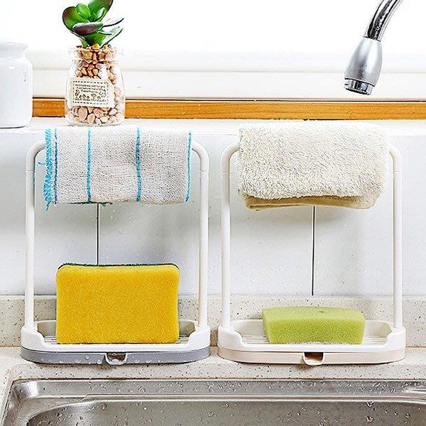 《Jami Honey》【JH1144】吊桿槓廚房排水抹布架