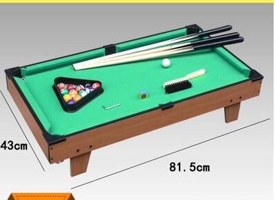 皇冠大號台球桌兒童3-6周歲7男童8小孩子益智4智力男孩運動玩具桌