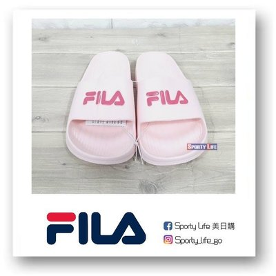 【SL美日購】Fila 防水 經典 拖...