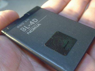 NOKIA BL4D BL-4D 原廠電池 N97 N97mini E5 N8 E7 桃園《蝦米小鋪》