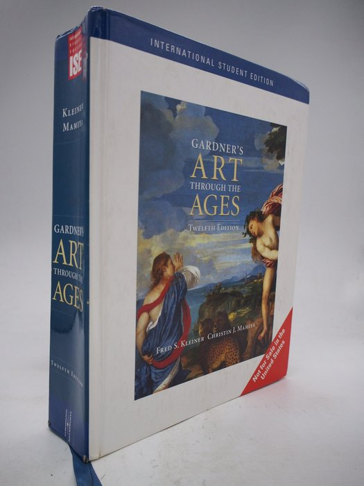 【月界】Gardner's Art Through the Ages-12版_Kleiner_精裝〖大學藝術傳播〗AGR