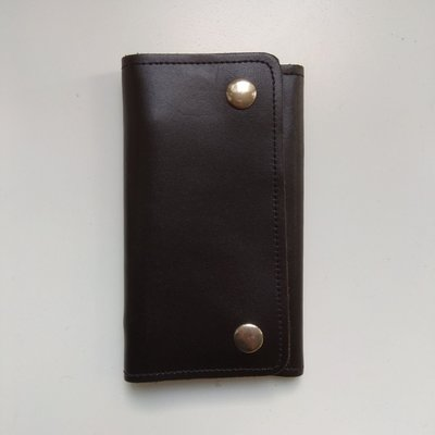 Leather wallet 真皮錢包