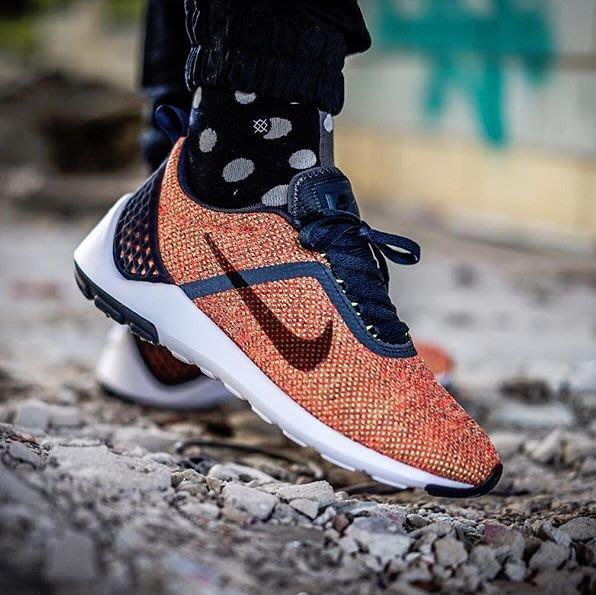 現貨us11 3F美國代購 100%正品 Nike Lunarestoa 2 SE 821772-600 橘 男鞋