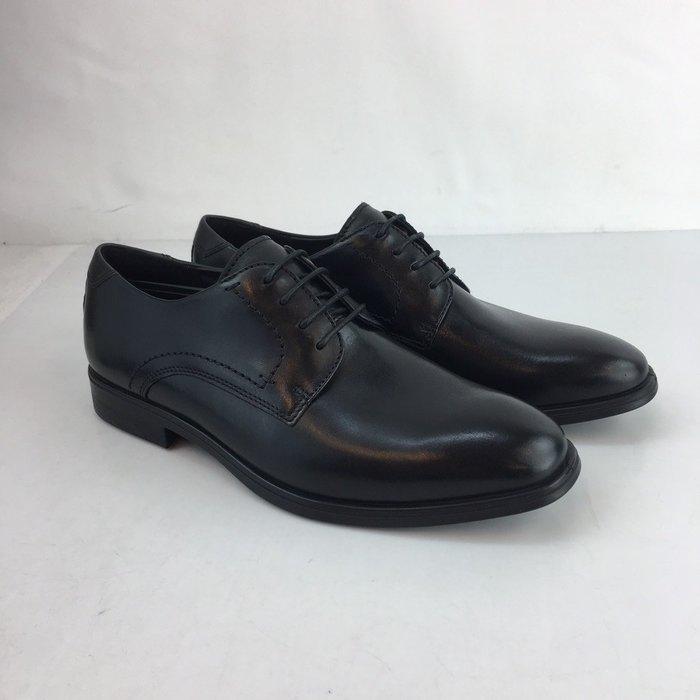 玉米潮流本舖 ECCO MELBOURNE 62163450839 黑 牛皮 皮鞋