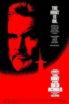 獵殺紅色十月-The Hunt For Red October (1990)原版電影海報