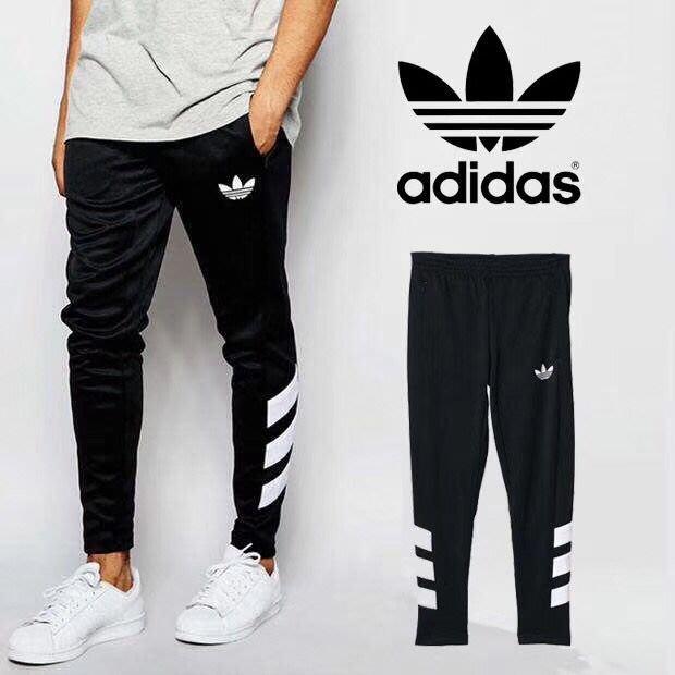 Adidas Originals 愛迪達 休閒褲 棉褲 運動褲 運動長褲 薄款 慢跑 縮口褲