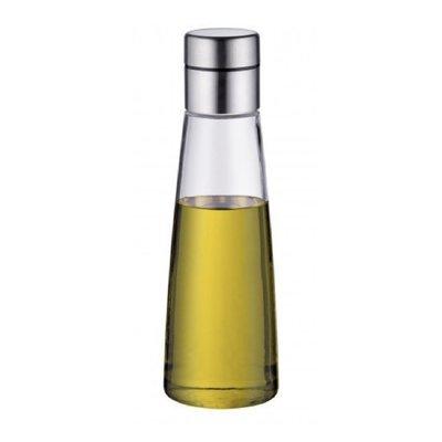 德國 WMF 不鏽鋼玻璃油瓶 De Luxe (無塑料)