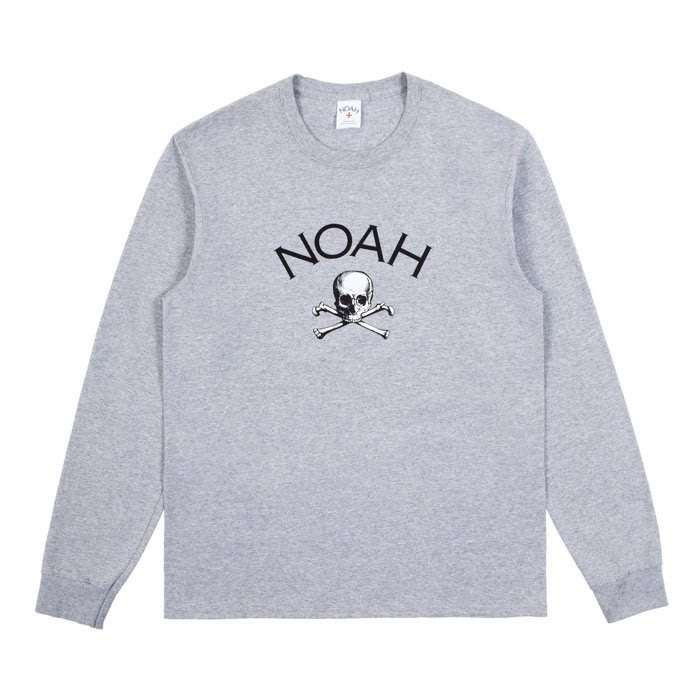☆AirRoom☆【現貨】2018AW NOAH Jolly Roger Long Sleeve Tee 長T 骷髏