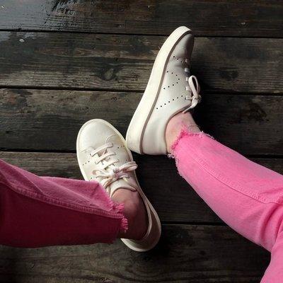 預購 *歐洲空運* CAMPER 米色真皮的小白鞋 優惠