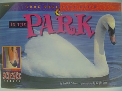 【月界】In the Park-Look Once,Look Again Science Series〖少年童書〗CER