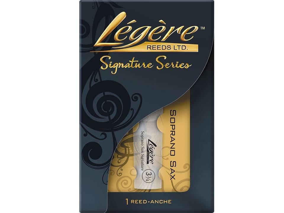 【偉博樂器】Legere大師款 高音3.75號Signature系列  薩克斯風SAX  塑膠竹片 /合成竹片