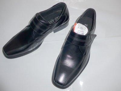 RED ANT紅螞蟻~牛皮厚底氣墊皮鞋 NO:9911顏色: 黑色 40~45  號~特價1290 台北市