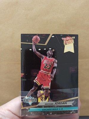 1992-93 Fleer Ultra Michael Jordan NBA Jam Session #216 dunk rank 16 (已售)