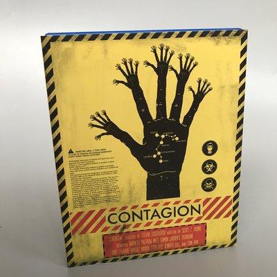 傳染病/世紀戰疫Contagion 藍光BD 高清電影 收藏版碟片