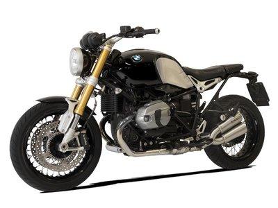 「騎士M Club」 HPCORSE BMW R nine T GP07 低角度雙管排氣管