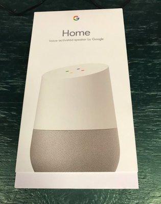 ※台北快貨※美國原裝 Google HOME 聲控網路喇叭 智慧家電 語音助理 Nest Chromecast