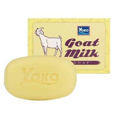 含稅附發票 原裝進口 YOKO 優菓 羊奶美容皂 肥皂 香皂 洗面皂 潤膚皂 80g 嫩白 美白【005607】 台北市