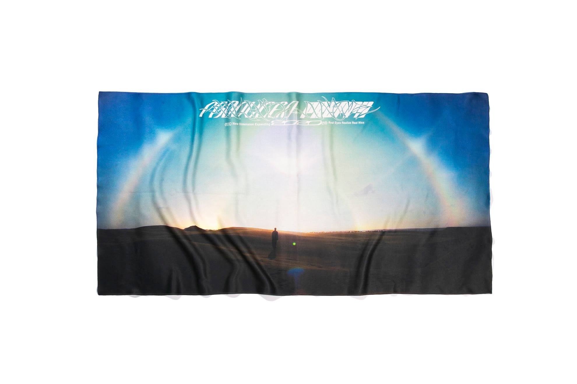 GOSPEL【PN X PIL Dedication : Towel-Multicolor】海灘巾