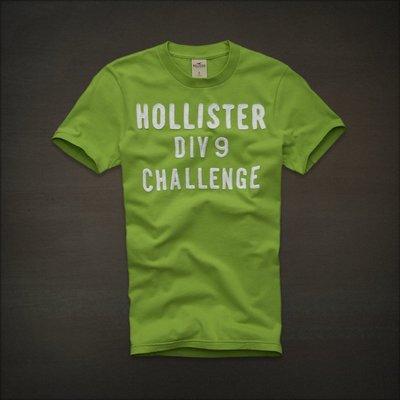 🇺🇸 Hollister Clobberstones 刺繡貼布 T恤 (M) Abercrombie A&F