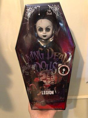 活死人娃娃 Living Dead Dolls 20th Anniversary Series LDD MEZCO | Series 35 |  Legion
