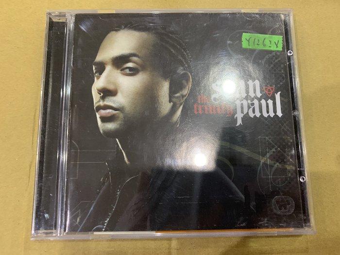 *還有唱片行*SEAL PAUL / THE TRINITY 二手 Y12624