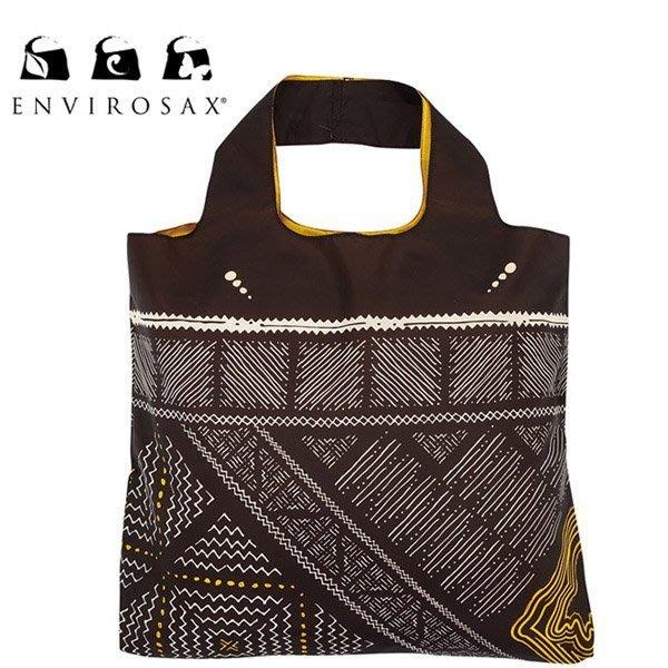 環保袋購物袋--ENVIROSAX時尚春捲包/環保袋/隨身收納袋/購物袋/摺疊包【Paleo】--秘密花園