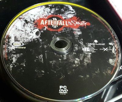 PC GAME: Afterfall InSanity屍驚瘋 /2手