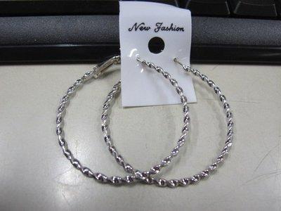 二手舖 NO.4535 時尚造型耳環 耳針 耳鉤 便宜賣 首飾飾品