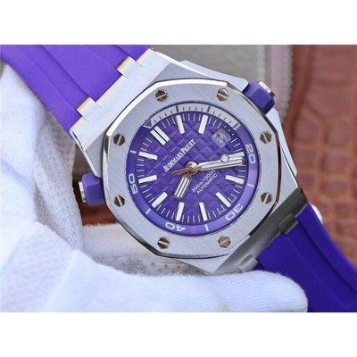 JF廠 AP 愛彼 V8 15710ST 皇家橡樹系列 機械錶 男士腕錶 3120自動機芯 42mm