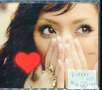 *真音樂* AYUMI HAMASAKI / UNDERSTOOD CD+VCD 二手 K29545 (刮)