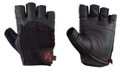 宙斯健身網-美國知名品牌VALEO Ocelot Lifting Gloves (專業真皮健身半指手套-無護腕)L號