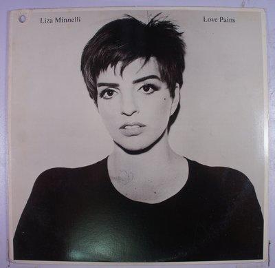 《二手美版單曲黑膠》Liza Minnelli - Love Pains