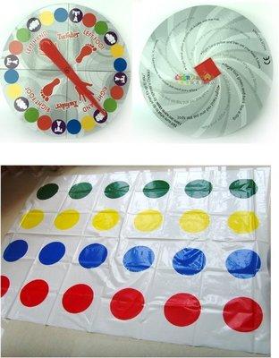 身體平衡 互動歡樂聚會親子互動遊戲2~4人/益智//團康/桌遊【新版twister身體扭扭樂玩具】-NFO