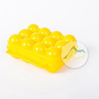 【大山野營】GO SPORT 50301 十二粒蛋盒 12粒蛋盒 攜蛋盒