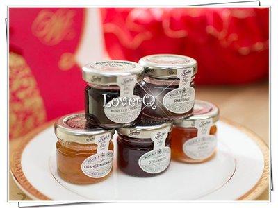 樂芙 6星級英國 TT果醬 * TIPTREE小果醬 婚禮小物 果醬 喜糖盒 歐風 貴婦 下午茶 飯店御用