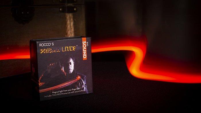 [魔術魂道具Shop]自帶音效拇指燈~~Rocco's Prisma Lites SOUND