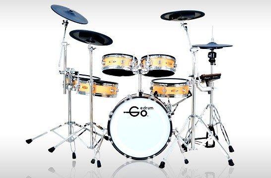 【名人樂器】Goedrum Ae6 電子鼓 電子鼓組 北美楓