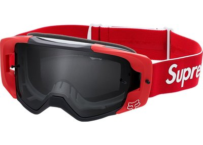 「Rush Kingdom」代購 Supreme Fox Racing VUE Goggles Red 護目鏡 風鏡