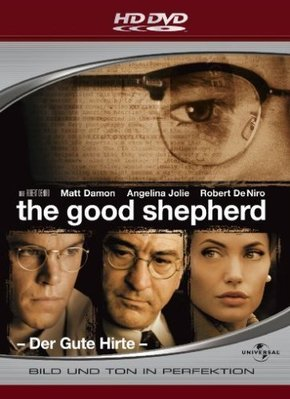 【HD-DVD】特務風雲-中情局誕生秘辛Good Shepherd(台灣繁中字幕) - 神鬼認證麥特戴蒙