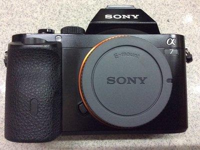 [保固一年] [高雄明豐] 公司貨 索尼 Sony A7  快門160xx次 便宜賣 a72 a7s a7r a7r2