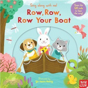 *小P書樂園* Row, Row, Row Your Boat-Sing Along with Me