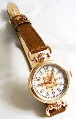 全新現貨 日本正版 Fieldwork 優雅藤花 腕錶 女錶 手錶