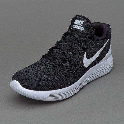 NIKE LunarEpic Low 2#863780-001編織 慢跑 訓練 運動鞋-黑US7-原價5800↘3800