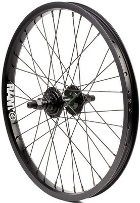 IH BMX 超值後輪組 RANT REAR 左駕 黑色 特技腳踏車Fixed Gear地板車單速車街道車極限單車場地車表演車特技車土坡車下坡車滑板直排輪DH