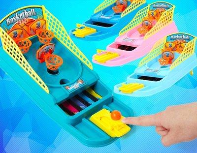 【晴晴百寶盒】手指彈射籃球桌遊 兒童籃球機 有趣刺激PK對戰桌遊 夯益智遊戲 禮物送禮禮品 CP值高 平價促銷 A170